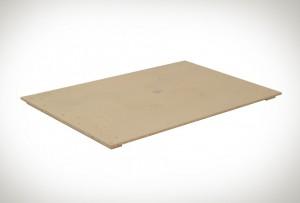Einwegdeckel Spanplatte 1200x800