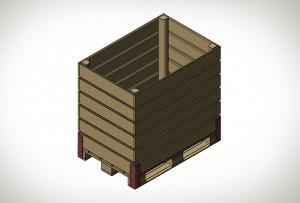 caisses pour pommes de terre et fruits wk paletten ag. Black Bedroom Furniture Sets. Home Design Ideas