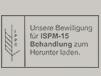 ISPM-15 Betriebszulassung