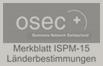 OSEC Merkblatt ISPM-15